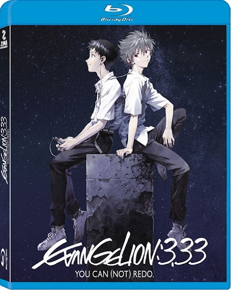 Evangelion 3.33 You Can (Not) Redo (2012) 720p y 1080p BDRip mkv Dual Audio AC3 5.1 ch