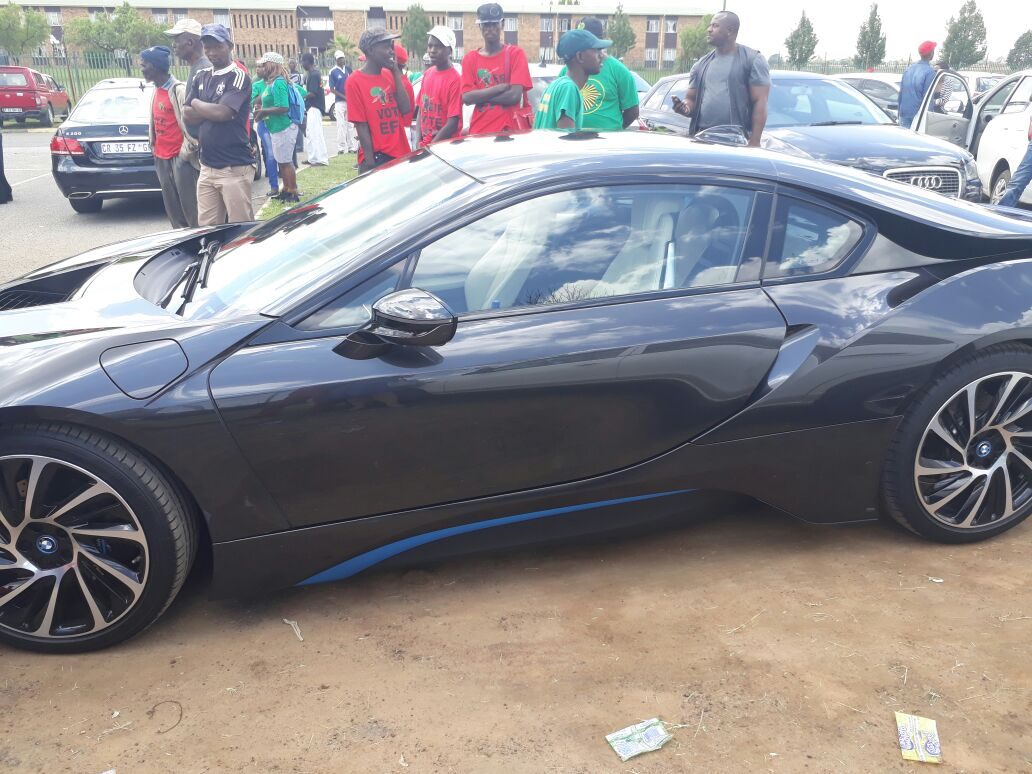 Pastor Mboro claims ABSA owes him R2 million, refuses to make payment on his BMW i8