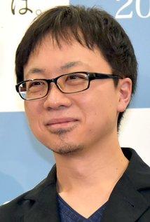 Makoto Shinkai. Director of 5 Centimeters Per Second