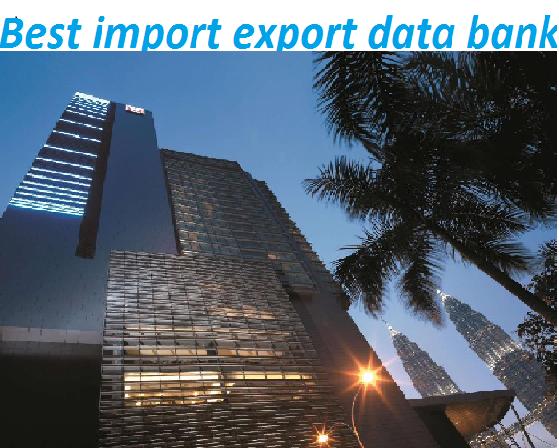 best import export data bank