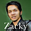 Lirik Lagu Zacky - Tempat Yang Abadi