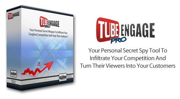 [GIVEAWAY] Tube Engage Pro [Youtube Spy Tool]