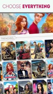 Choices: Stories You Play MOD APK v1.8.1 Terbaru 2017 Gratis