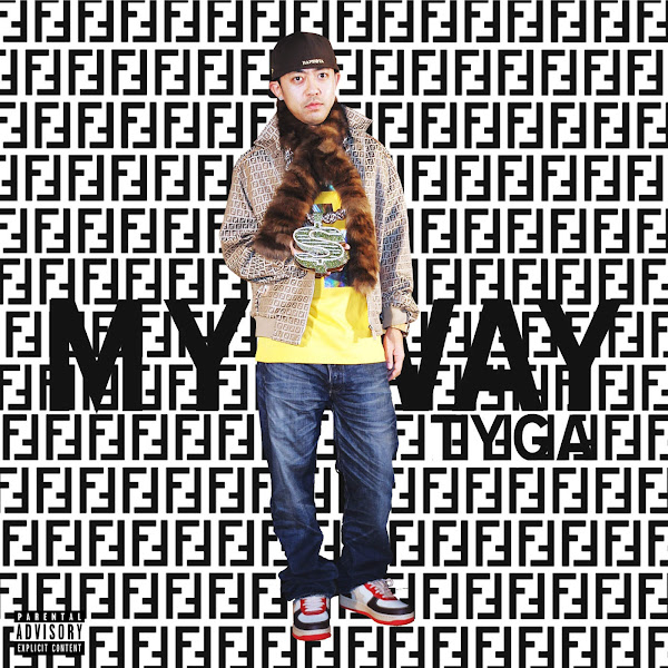 Tyga - My Way - Single Cover