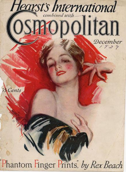 The Evolution Of Cosmo Covers Since 1896 Vintage Everyday