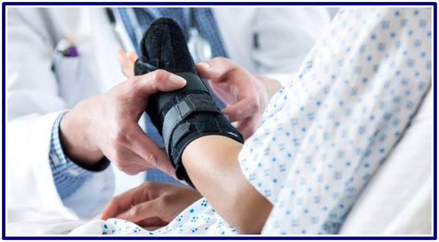 Etapas de la curación de hueso tras una fractura