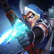 Epic Hero Degense Icon