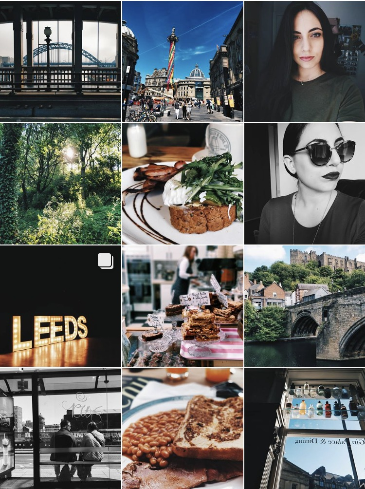 North East Instagram Accounts to Follow - Arguably Kelly