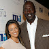 people: Michael Jordan and Yvette Prieto waiting firstborn