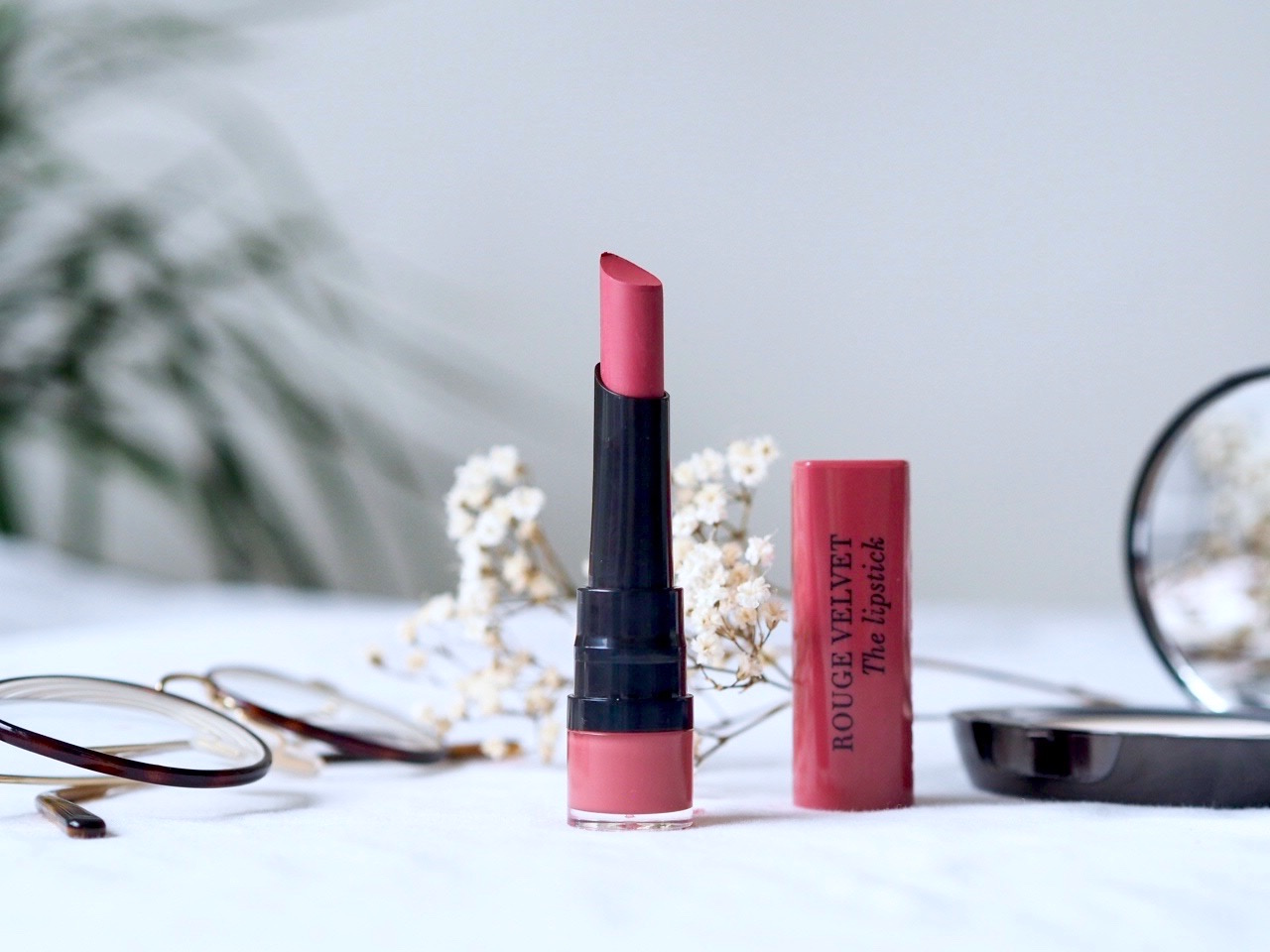 My New Favourites: Bourjois Rouge Velvet The Lipstick