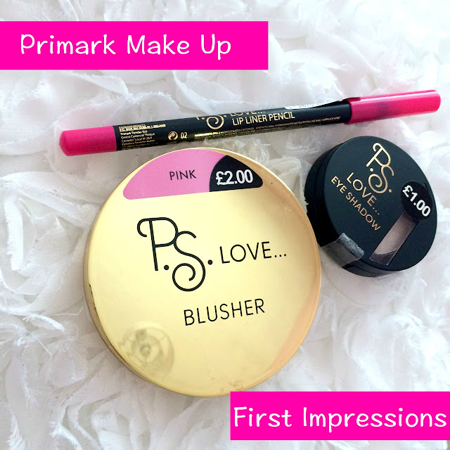 My Primark Make Up First Impressions And My Thoughts Now