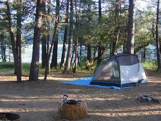 Well off the beathen path for Ponderosa cabins california