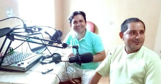 """Roncador: Estreia no domingo, pela Liberdade FM, """"Programa do Matãozinho"""""""