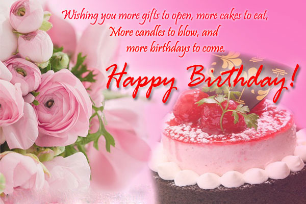 Happy Birthday Wishes Birthday Quotes Birthday Messages – Happy Birthday Greetings and Images