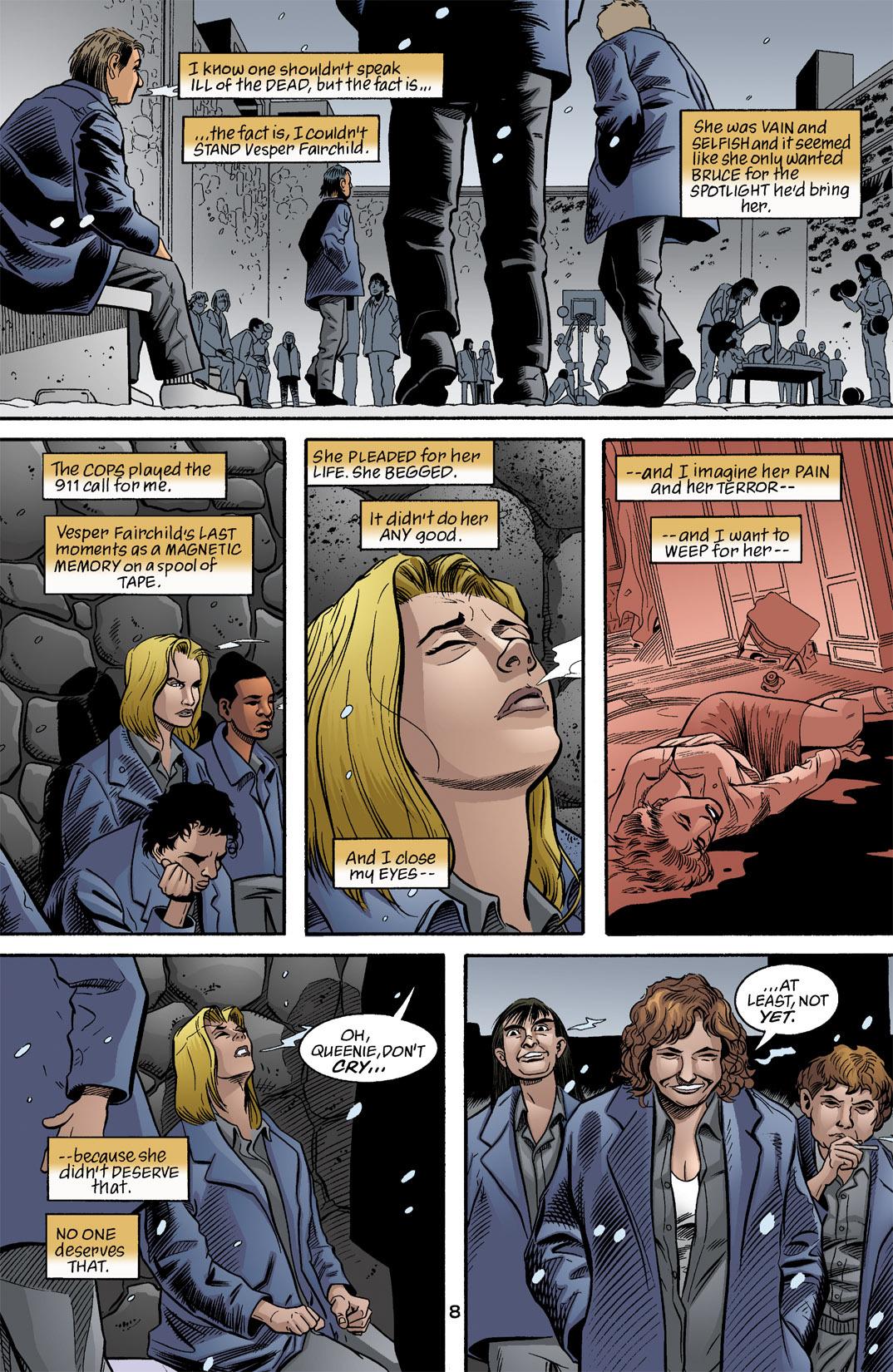 Detective Comics (1937) 767 Page 7