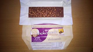 Vollmilchschokolade mit Keks Stückchen
