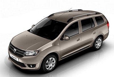 auto novita nuova dacia sandero station wagon 2013. Black Bedroom Furniture Sets. Home Design Ideas