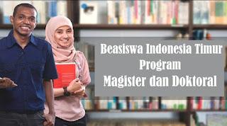 Beasiswa Pendidikan Indonesia (BPI) Program Magister dan Doktoral adalah program beasiswa yang dibiayai oleh pemerintah Indonesia