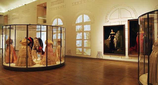 Atrações no Hermitage Museum em Amsterdã