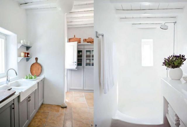 Stunning dream house at Mykonos island   mykonos20