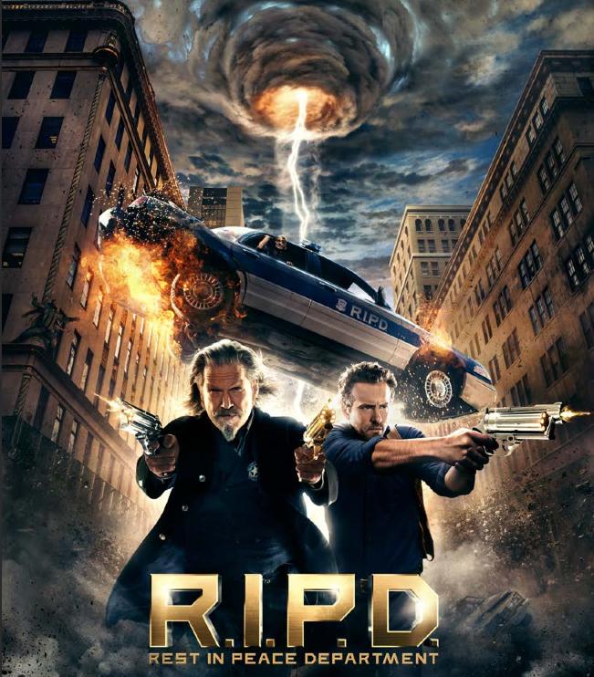 R.I.P.D. (2013)  | Famous Celebrity Bible