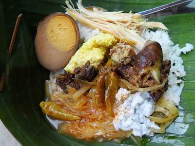 Resep Nasi Liwet Solo Komplit Dengan Bahan Pelengkapnya