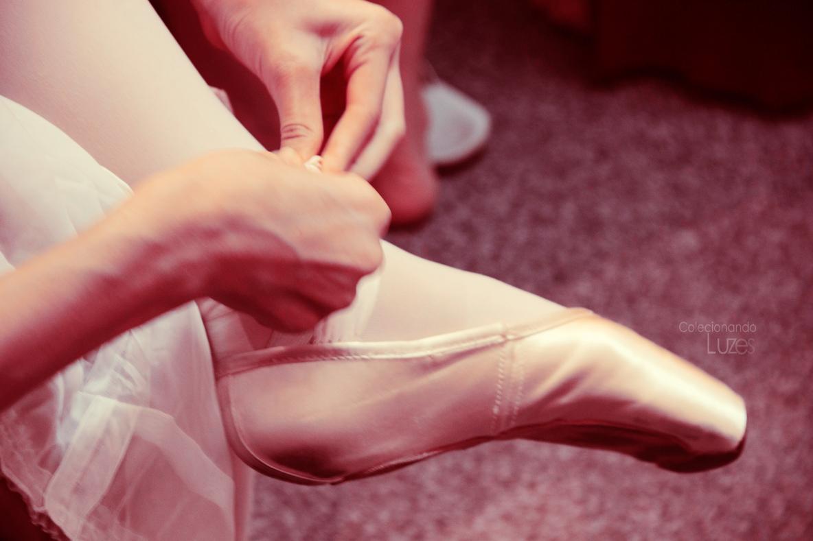 Mensagens para ministério de dança, Deus te chama para dançar, amarrar a sapatilha de ponta