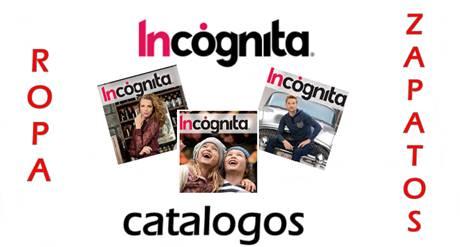 catálogos incógnita 2017