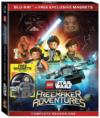 LEGO® STAR WARS: The Freemaker Adventures