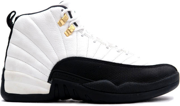 2410da738df6 ... Air Jordan XII (12) is Cool Grey White-Team Orange. We have seen the  Obsidian and Taxi release in a low top (the Taxi was also apart of the  CDP)