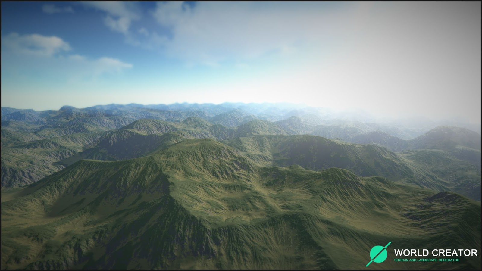 World Creator 2 | Terrain and Landscape Generator | Computer