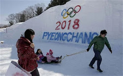 Spotlight on the 2018 Winter Olympics in Korea