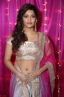Ritika Sing in Golden Pink Choli Ghagra Cute Actress Ritika Sing ~  033.JPG