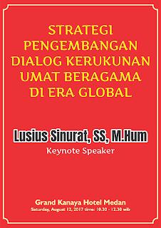 Strategi Pengembangan Kerukunan Umat Beragama Di Era Global