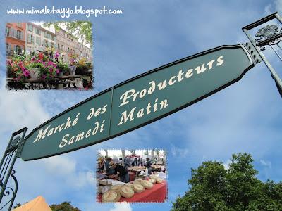 Mercado en Montauban