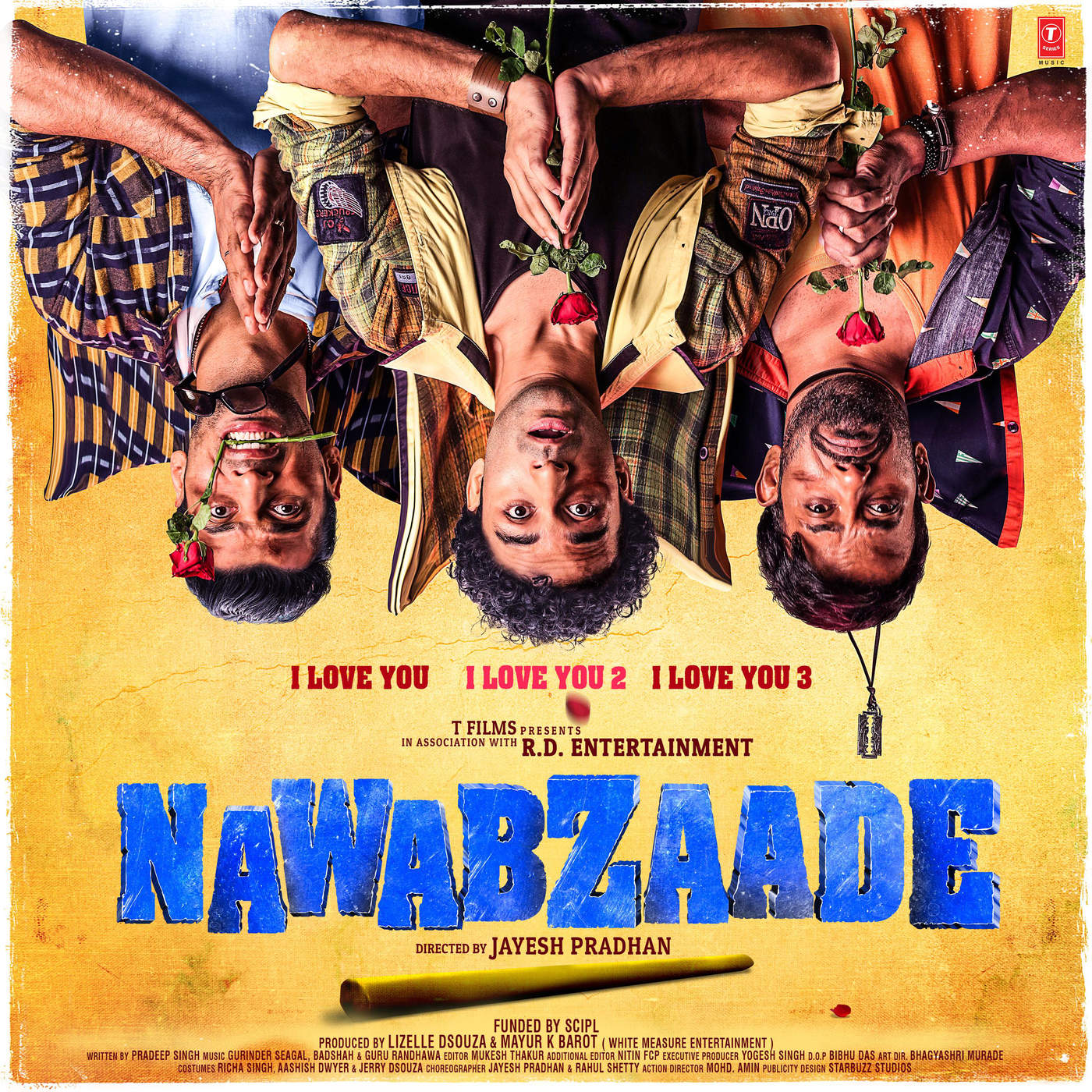 I Am Rider Song Download Mp3: Music Riders Bollywood: Nawabzaade (2018) Movie Mp3 Songs