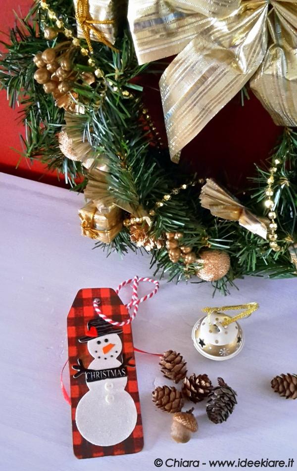 Come realizzare decorazione albero di Natale