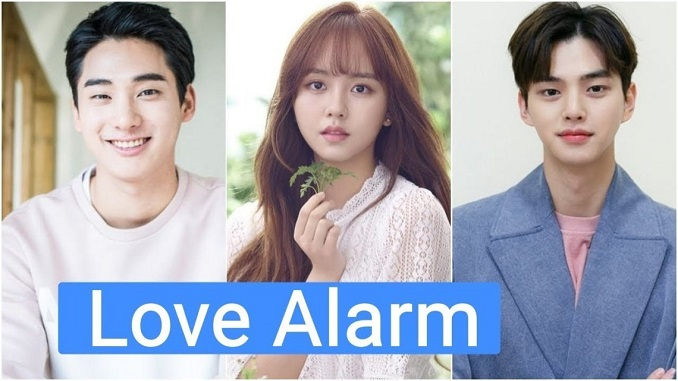Drama Korea Love Alarm