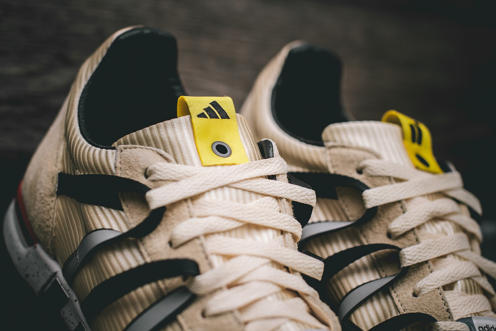"huge selection of f21e8 6e091 Overkill x adidas Consortium EQT Racing 93 ""Taxi"""