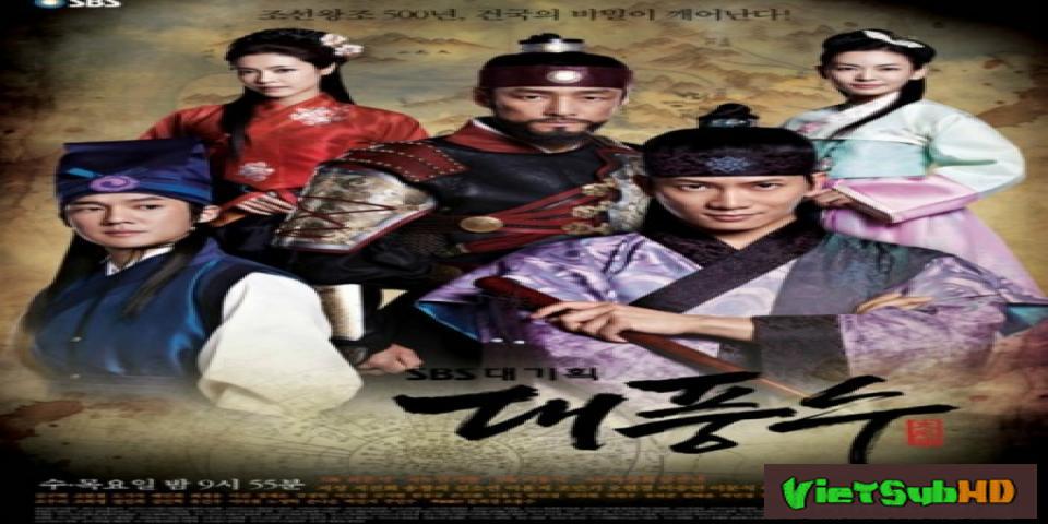 Phim Mưu Sĩ Đại Thần Hoàn tất (35/35) Lồng tiếng HD | The Great Seer 2012