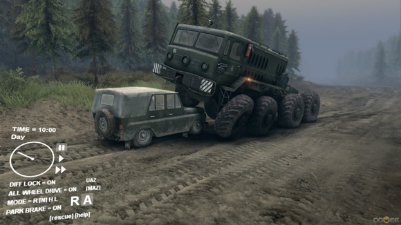 Spintires PC Game Download Full Version Gameplay