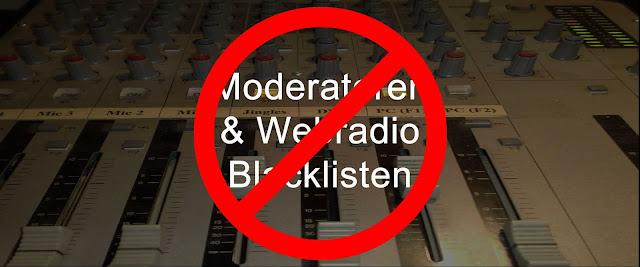 Moderatoren-webradio-blaacklisten
