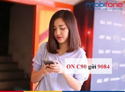 Đăng ký gói C90 Mobifone như thế nào?