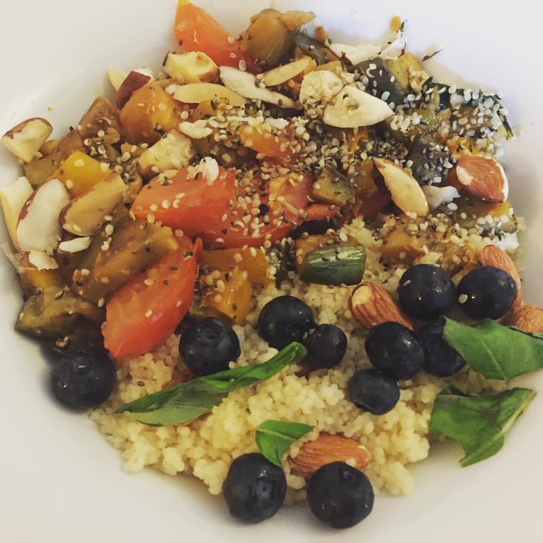 Mediterranean Style Couscous: Bianca's Recipes