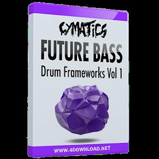 Cymatics Future Bass Drum Frameworks Vol.1 ALS