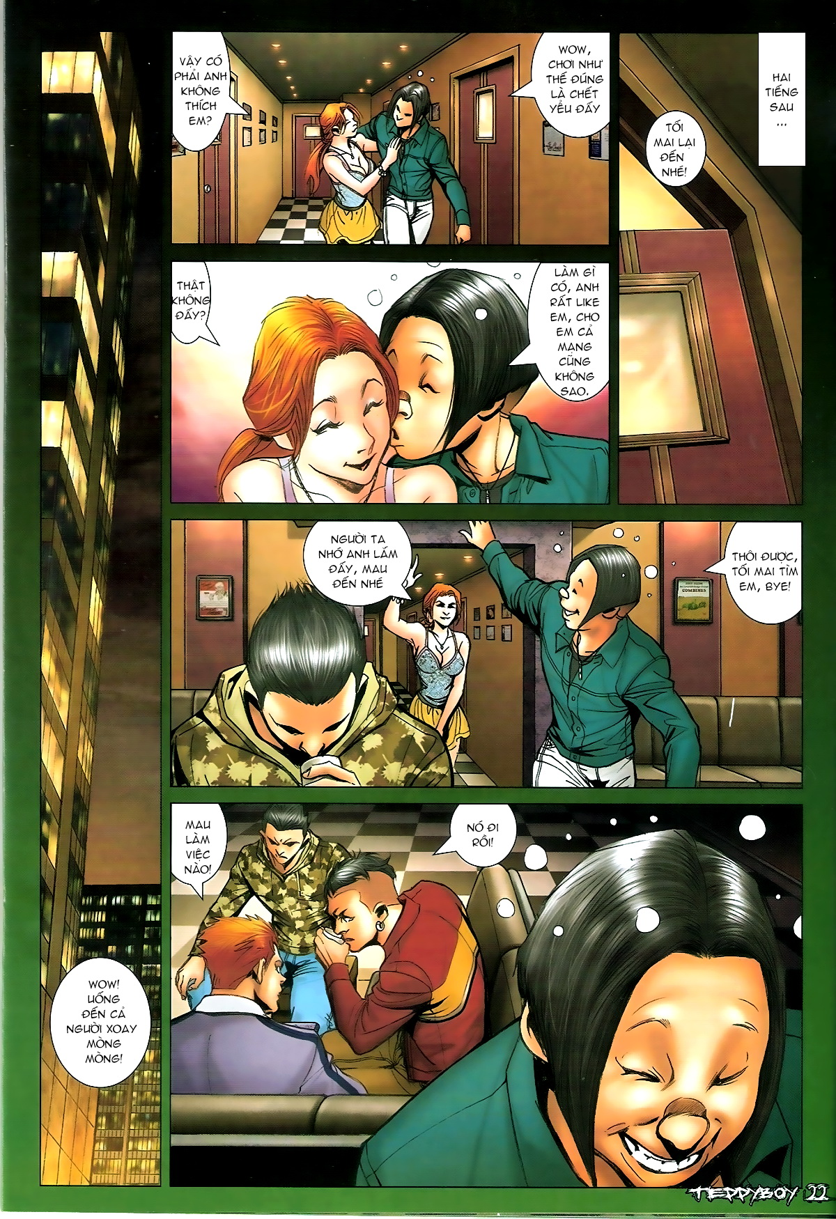 Người Trong Giang Hồ - Chapter 1353: Ông là ai - Pic 19