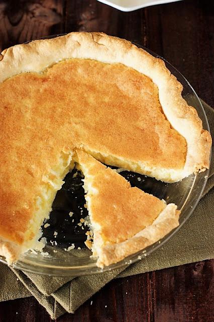 Classic Coconut Pie Image