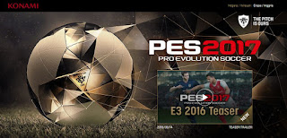 Pro Evolution Soccer 2017 (PES 2017) Full Version For PC