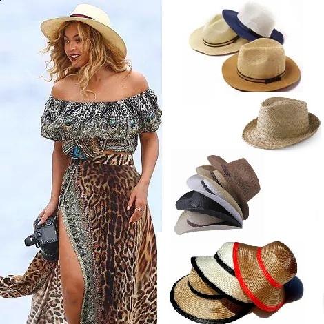 alta moda vendita usa online Prezzo del 50% Cappelli di paglia accessori moda per l' estate da Donna Più ...