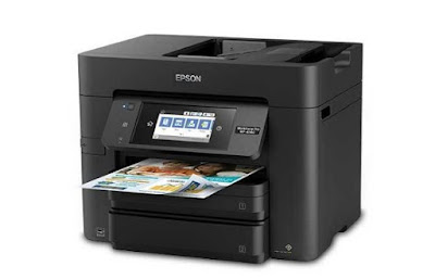 Epson WorkForce Pro WF-4740 Review - Free Download Driver